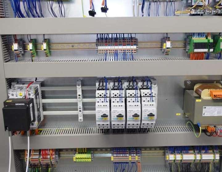 GHR-Schaltanlagen-Automatisierungstechnik